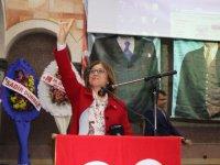 MHP Nevşehir Tarihinin İlk Kadın Adayını Tanıttı