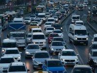 Trafiğe Kayıtlı Araç Sayısı 23 Milyon Oldu