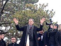 Bakan Selçuk, Memleketinde MHP'li Adaya Destek İstedi