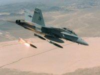 ABD jetleri vurdu: En az 70 ölü