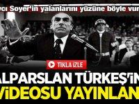 Alparslan Türkeş'in O videosu yayınlandı