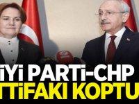 İYİ Parti-CHP ittifakı koptu