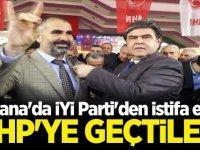 Adana'da İyi Parti'den İstfa Edip.. MHP'ye Geçtiler