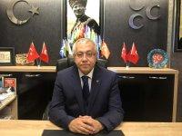MHP Uşak İl Başkanlığına Ayhan Kınden Getirildi