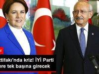 İYİ Parti Seçimlerine Tek Başına Girme Kararı Aldı