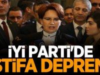 İYİ Parti'de görülmemiş istifa hareketi!