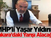 """MHP'li Yaşar Yıldırım: Ankara'daki Yarışı Alacağız"""""""