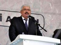 MHP'li Yalçın: CHP ve İp, Hdp ile Birlikte Hareket Ediyor