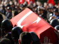 Şehit ateşi Erzurum'a düştü