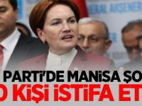 İYİ Parti'de Manisa şoku... 70 Kişi istifa etti