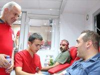 Türk Kızılayı Genel Başkanı Kınık: Kan Sıkıntımız Yok