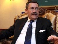 Melih Gökçek'den CHP'li vekile canlı yayında teklif