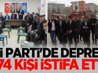 İYİ Parti'de Deprem!  874 Kişi istifa etti..