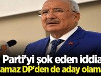 """İYİ Parti'yi şok eden iddia...""""Kocamaz DP'den de aday olamaz!"""""""
