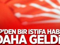 CHP'de kazan kaynıyor! Bir il başkanı daha istifa etti