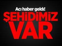 Ankara'dan Acı haber: 1 asker şehit