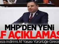 MHP'den Yeni Af Açıklaması! Ceza İndirimi Af Yasası Yürürlüğe Girecek..
