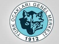 Çin Zulmüne karşı Türk Ocakları'ndan imza kampanyası