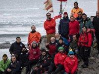 Antarktika'daki Türk Ekibinden Yabancı Üslere Ziyaret