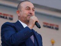 Çavuşoğlu: Filistin Konusunda Abd Ve İsrail'den Korkan Müslüman Ülkeleri Gördük