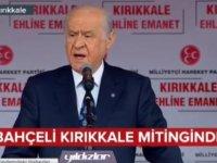 Devlet Bahçeli: Türkiye Düşmanlarının Yancılığına Zillet İttifakı Heves Etmiştir
