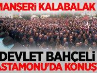Devlet Bahçeli: Kastamonu'da Konuştu