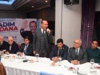 """Adana'da Ülkücüler """"Zafer""""e odaklandı!"""