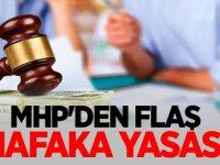 MHP'den flaş nafaka yasası