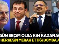 İşte İstanbul, Ankara ve İzmir son anket sonuçları