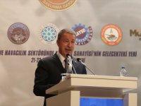 Milli Savunma Bakanı Akar: Güçlü Savunma Sanayi Mecburiyettir