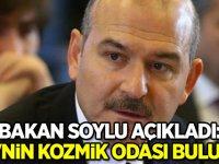 Bakan Soylu: HDP'nin kozmik odası bulundu