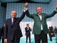 Cumhur İttifakı'nın ikinci ortak mitingi Bugün Ankara'da!