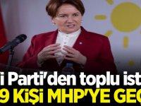 İYİ Parti'den toplu istifa: 169 kişi MHP'ye geçti