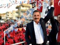 "Mersin'de Hamit Tuna: ""31 Mart'ta zafer yazacağız"""