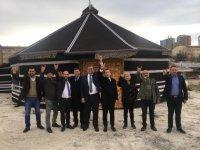 MHP Çankaya İlçe Teşkilatından Nostaljik Seçim İletişim Merkezi