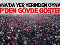 MHP lideri Devlet Bahçeli Adana'da Konuştu