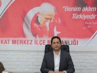 MHP'li Bulut: Tokat'ta oylarını yükselten tek parti MHP'dir