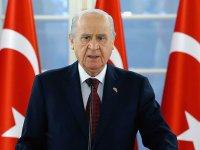 MHP Lideri Devlet Bahçeli'den Kutlama Mesajı