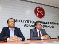 """Adana'da Cumhur İttifakı'ndan """"Birlik Beraberlik"""" Mesajı"""