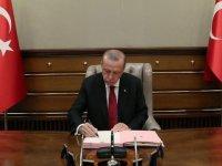 Erdoğan 9 üniversiteye yeni rektör atadı