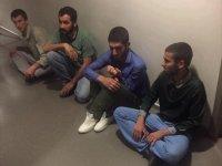 MİT'ten müthiş operasyon! 4 hain Türkiye'ye getirildi...