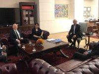 Terörist cenazelerini alan HDP'li vekilden Kılıçdaroğlu'na ziyaret