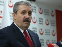 Mustafa Destici'den Kılıçdaroğlu'na saldırı açıklaması