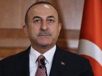 Dışişleri Bakanı Çavuşoğlu'ndan ABD'ye sert yaptırım yanıtı!