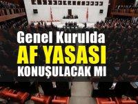 Bugün 23 Nisan; Genel Kurulda Af Yasası Konuşulacak mı?