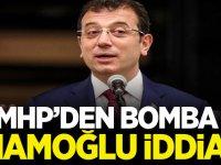 MHP'den bomba Ekrem İmamoğlu iddiası