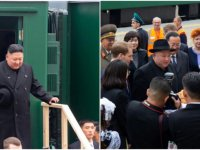 Kuzey Kore lideri Kim Jong-un ilk kez Rusya'da!