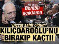 Mansur Yavaş, Kılıçdaroğlu'nu bırakıp kaçmış!