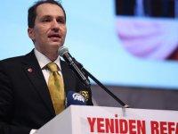 Yeniden Refah Partisi İstanbul 1. Olağan Kongresi Yapıldı