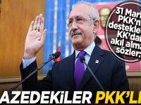 Kılıçdaroğlu'ndan akılalmaz sözler: Bana saldıranlar PKK'lıydı